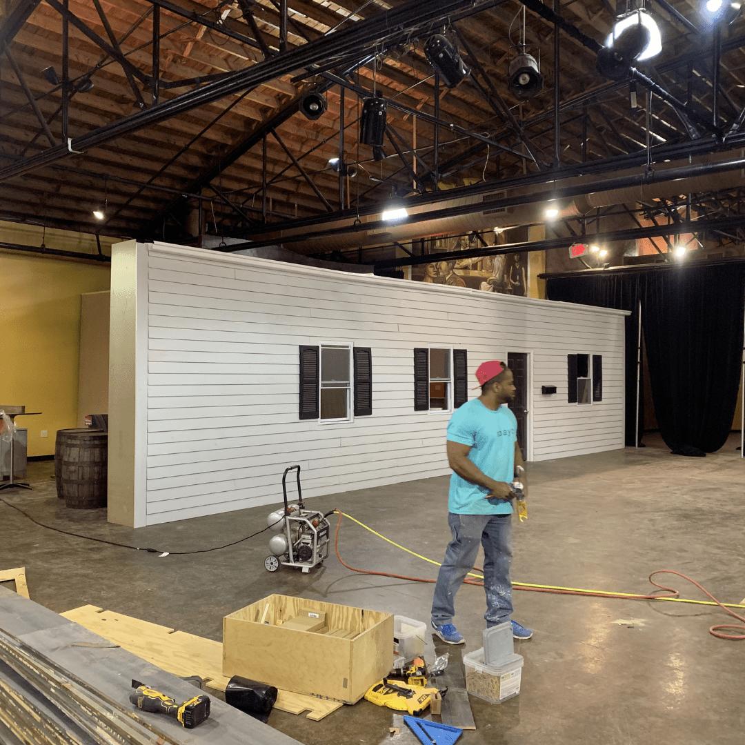 We Do Production Set Fabrication 2